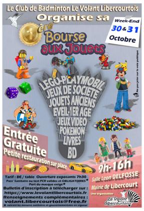 Bourse aux Jouets de Libercourt