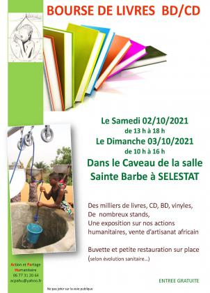 Bourse BD/CD de Sélestat