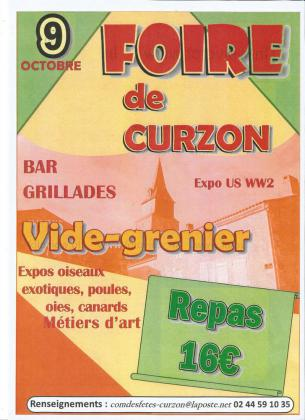 Vide-Greniers de Curzon