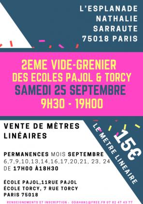 Vide-Greniers de Paris 18