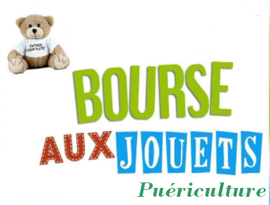 Bourse aux jouets et puériculture de Cruscades