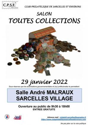 Salon des Collectionneurs de Sarcelles