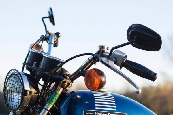 Bourse moto de Blaye