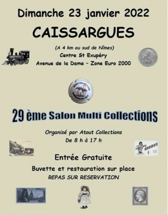 Salon toutes collections de Caissargues