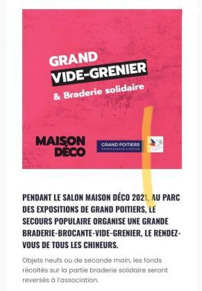 Brocante - Vide-Greniers de Poitiers