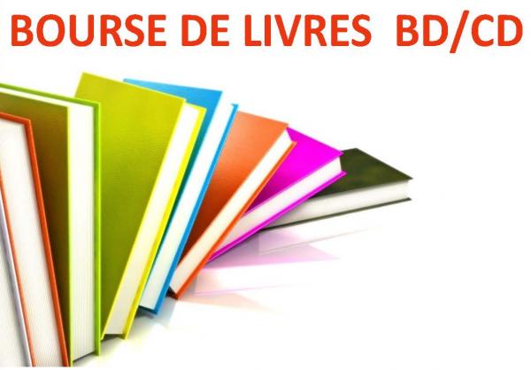 Bourse aux livres, CD, DVD, jeux - Le Mesnil-Vigot