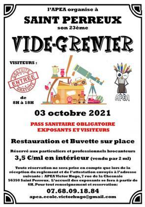 Vide-Greniers de Saint-Perreux