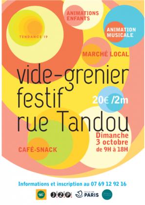 Vide-Greniers de Paris 19
