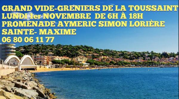 Vide-Greniers de Sainte-Maxime