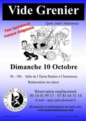 Vide-Greniers de Chantonnay