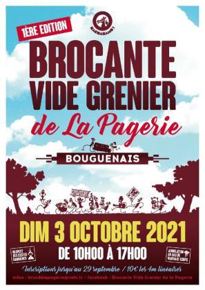 Brocante - Vide-Greniers de Bouguenais