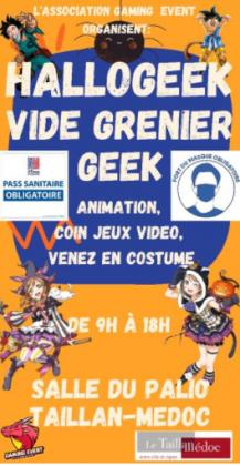 Vide grenier geek - Le Taillan-Médoc