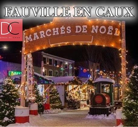 Marché de Noël de Terres-de-Caux