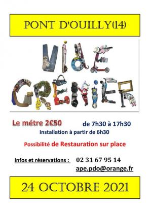 Vide-Greniers de Pont-d'Ouilly