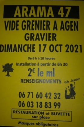 Vide-Greniers - Agen