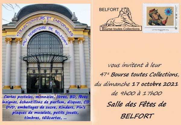 Bourse Toutes Collections de Belfort
