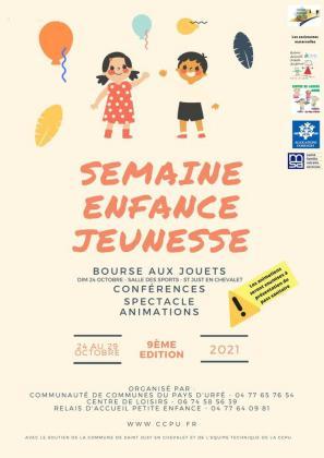 Bourse aux jouets, livres, puériculture de Saint-Just-en-Chevalet