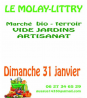 Brocante collections vide jardins - Le Molay-Littry