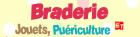 Braderie jouets et puériculture de Saint-Pierre-de-Plesguen