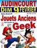 Salon jouets anciens et vide grenier du geek - Audincourt