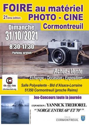 Foire au matériel photo et cinéma de Cormontreuil