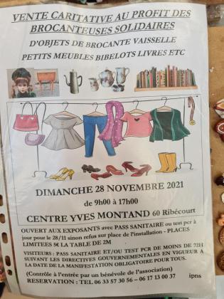 Vide-Greniers de Ribécourt-Dreslincourt