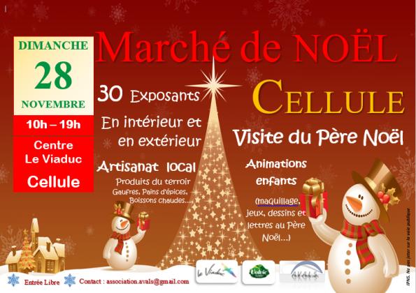 Marché de Noël artisanal de Chambaron sur Morge