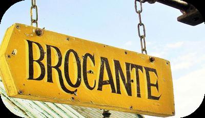 Brocante de Villeneuve-sur-Yonne