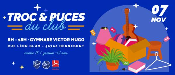Troc et puces - Hennebont