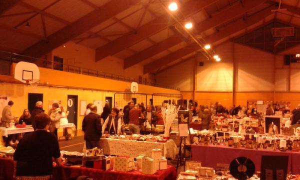 Marché de Noel de Barjouville