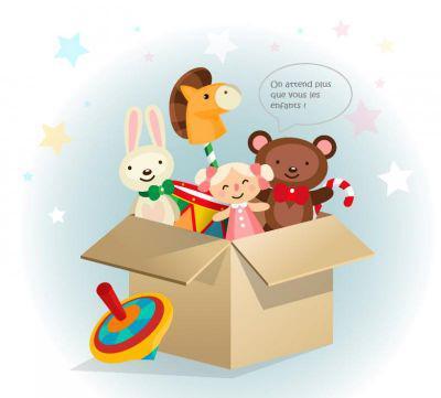 Bourse aux jouets et puériculture de Saint-Cassien