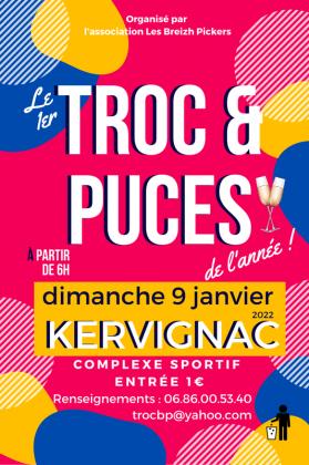 Troc et puces de Kervignac