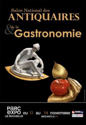 Salon Antiquaires Gastronomie de La Rochelle