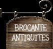 Foire aux antiquités, brocante de La Gacilly