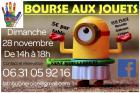 Bourse aux jouets de Saint-Mars-la-Brière