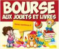 Bourse aux livres, jouets, puériculture de Cheillé