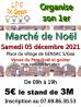 Marché de Noël de Gensac-sur-Garonne
