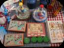 Salon du jouet ancien de collection de Saint-Aubin-du-Cormier