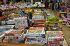 Bourse aux jouets, sports d'hiver de Marcilly-en-Villette
