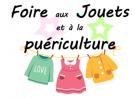 Foire aux jouets, puériculture de Saint-Pierre-des-Fleurs
