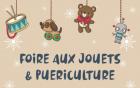 Foire aux jouets et à la puériculture de Serquigny