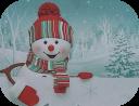 Brocante - marché de Noël de La Croix-Comtesse