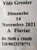 Brocante - Vide-greniers de Flaviac