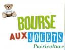 Bourse aux jouets, puériculture de Baziège